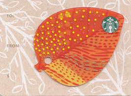 Starbucks 2014 Mini Leaf #4 Collectible Gift Card New No Value - $3.99