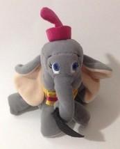 "Walt Disney World Dumbo With Magic Feather Circus Costume 8"" Beanbag Plu... - $15.83"