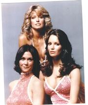 Farrah Fawcett Charlie's Angels QP Vintage 18X24 Color TV Memorabilia Photo - $34.95