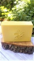 honeysuckle vanilla soap, soap, glycerin soap, floral soap, bath and body - $5.25