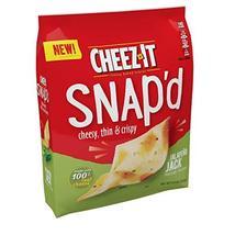 Cheez-It Snap'd, Cheesy Baked Snacks, Jalapeno Jack, 7.5 Ounce - $12.50
