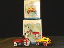 Hallmark Keepsake 1956 GARTON Racer and 1950 GARTONCycle  AA-191791B - $39.95
