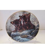 COLLECTOR PLATE PRINCETON GALLERY CURIOUS DUO JUST CUBS COLLECTION #A1036 - $5.89