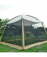 Camping Large Tent Sun Shelter 5-8 Person Mosquito Net Breathable Shade UV  - $65.95+