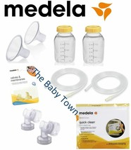 MEDELA REPLACEMENT KIT SPARE PARTS ACCESSORIES PUMP IN STYLE w/ tubing 8... - $36.23+