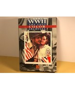 WWII: The Lost Color Archives (DVD, 2000, 2-Disc Set) sealed new - $14.85