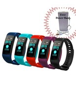 GBI Fitness Tracker | Monitors Blood Pressure, Heart Rate, Blood Oxygen ... - $39.59