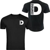 White Duramax Diesel Black tee unisex size Front & Back (3XL) - $19.59