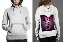 Disney MiCKEY And MINNIE Mouse - Copy Hoodie Women's White - $27.99+