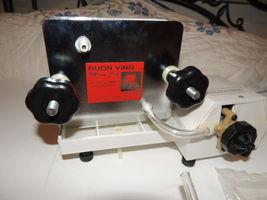 BUON VINO MINI-JET WINE FILTER Model MJT93089 Used Working w 2 packs Filters image 3