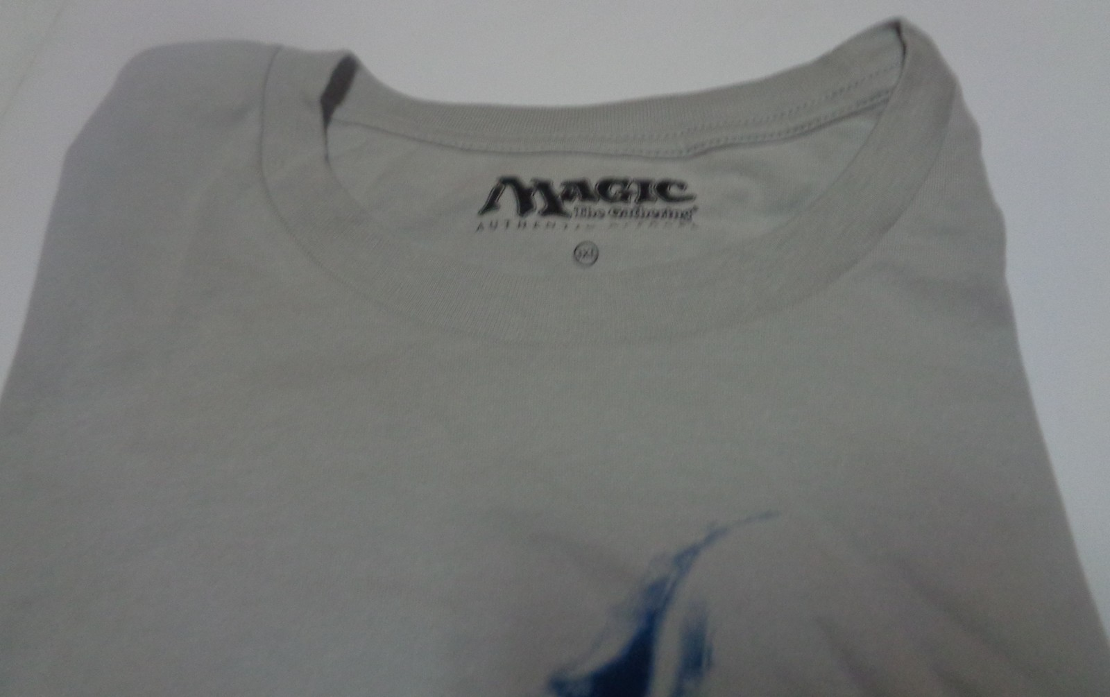 Magic the Gathering Jace The Mind Sculptor T-Shirt SZ 3XL Free Shipping