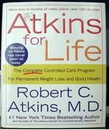 Atkins for Life book Plus Atkins Carb Counter Book - $15.00