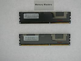 16GB 2X8GB MEMORY FOR DELL POWEREDGE T410 T610 T710 R610 R710 R715