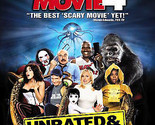 Scary Movie 4 (DVD) Unrated and Uncensored Full Screen Edition