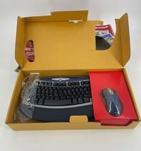 Microsoft Wireless Optical Desktop 5000 Keyboard Wireless Mouse Image Software - $37.39