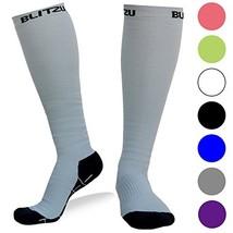BLITZU Compression Socks 20-30mmHg for Men & Women Best Recovery Perform... - $8.16