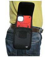 Nite Ize Tall Nylon Cell Phone Pouch for iPhone 12 Pro Max, iPhone 12 (2... - $35.54