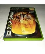 Top Spin (Microsoft Xbox, 2003) - $4.95