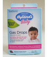 Hyland's Baby Gas Drops Homeopathic Relief, Gas Discomfort and Pain Grap... - $24.74