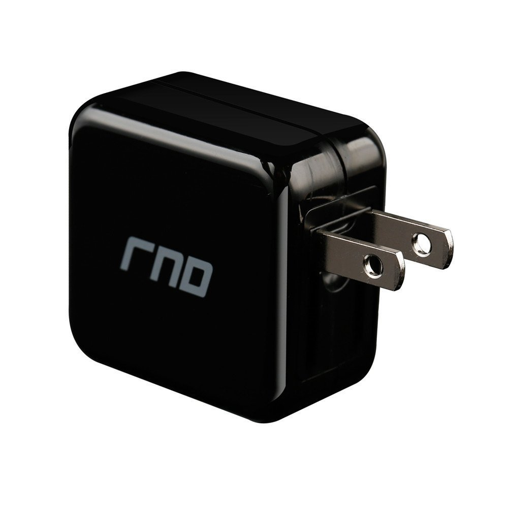 RND QC3.0 Quick Charge compatible USB AC / Wall Charger (QC2.0 Compatible) with  image 4