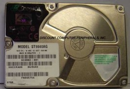 "810MB IDE 2.5"" 12MM Drive Seagate ST9840AG Tested Free USA Ship Our Drives Work"