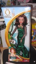 DISNEY STORE THE GREAT AND POWERFUL OZ EVANORA WICKED WITCH OF THE EAST ... - $17.82