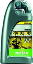 Scooter 2T 1L Motorex Usa - $16.95