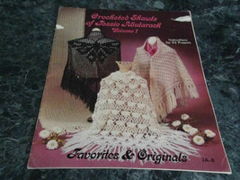 Crocheted Shawls of Jessie Abularach Volume 1 - $3.99
