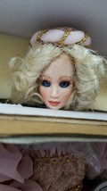 Maryse Nicole MARION Rare Porcelain Doll Limited Edition COA #348 Frankl... - $197.50
