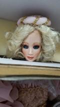 Maryse Nicole MARION Rare Porcelain Doll Limited Edition COA #348 Frankl... - $197.99