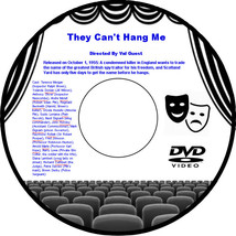 They Can't Hang Me 1955 DVD Movie Terence Morgan Yolande Donlan Anthony ... - $3.99