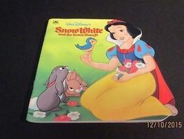 Snow White and the Seven Dwarfs [Paperback] [Jan 01, 1992] - $26.19