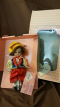 Vintage Effanbee Doll - 1994 STORY BOOK SERIES PINOCCHIO In Box - $29.95