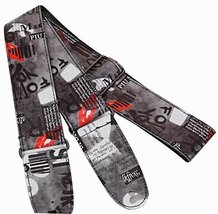 Fashionable Guitar Equipment Adjustable Guitar Strap Graffiti Shoulder S... - $16.29