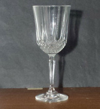 Crystal Wine Glass Goblet 10 oz 8 inches tall  - $14.50