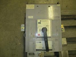 GE PowerBreak TPRR6620N 2000A 3P 600V MO/DO Circuit Breaker w/ I Used E-ok - $6,300.00