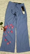 Grey's Anatomy Women's Scrub Pant Ciel Blue- Sky Blue Size XS NWT - $28.70