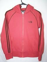 THE NORTH FACE Womens Full Zip Fleece Sweater Jacket MEDIUM Media Pocket... - $24.70