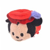 Disney Store Japan 90th 1990 Mickey The Prince and the Pauper Mini Tsum ... - $10.39