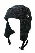 Billionaire Mafia Logo Noir Casque Bomber Chapeau