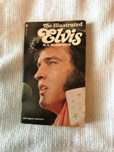 The Illustrated Elvis Paperback By W.A. Harbinson - $6.00
