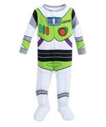 Toy Story BUZZ LIGHTYEAR Costume Stretchie Sleeper for Baby One-piece 9-... - $24.99