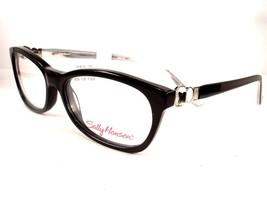 6c9605f045c Sally Hansen SH 26 Black Women Eyeglasses Plastic Frames 55-15-135 -  14.84