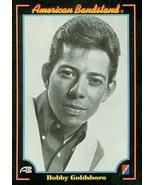 Bobby Goldsboro trading Card (American Bandstand) 1993 Collect-A-Card #83 - $4.00