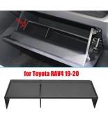 Car Glove Box Interval Storage Console Tidying Box For Toyota RAV4 2019 ... - $32.79