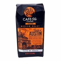 HEB Cafe Ole Taste Of Austin Ground Coffee (Pack of 2) (Pecans Cinnamon)12 oz (2 - $74.99