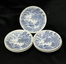"""Enoch Wedgwood Countryside Fruit Bowls 5.125"""" Lot of 5 - $39.19"""