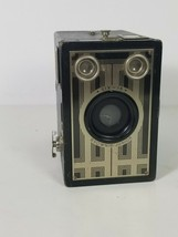 Vintage Kodak Brownie Junior Six-20 Film Box Camera 620 Art Deco - $14.84