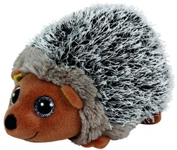 Ty Beanie Babies Spike The Brown Hedgehog Plush - $35.00