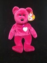 Ty Beanie Babies Valentina Teddy Bear  - $4.65